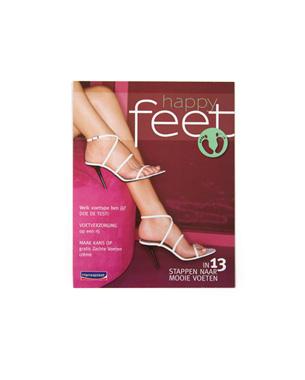 Vormconcept & Uitwerking Eenmalig mini-magazine om de nieuwe voetverzorgingslijn van Hansaplast onder de aandacht te brengen. kijk verder →