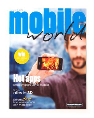 Vormconcept & Realisatie Dit 44 pagina's tellende magazine kregen bezoekers van The PhoneHouse mee nadat ze een van de winkels bezocht hadden  kijk verder →